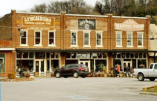 Lynchburg, Tennessee Consolidated city-county in Tennessee, United States
