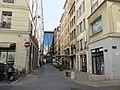 Lyon 2e - Rue du Palais-Grillet direction sud (mars 2019).jpg