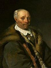 Portret węgierskiego szlachcica