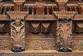 Mènsules i plafó amb sant Jordi, sala Nova del palau de la Generalitat, València.jpg