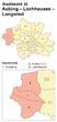 München - Stadtbezirk 22 (Karte) - Aubing - Lochhausen - Langwied.png