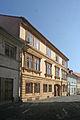 Městský dům (Úštěk), Vnitřní Město, Mírové náměstí 55.JPG