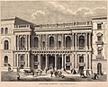 Műcsarnok a Sugárúton, Vasárnapi Ujság, 1875.jpg
