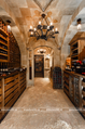 Mẫu hầm rượu đẹp kết hợp bởi đá và gỗ.png
