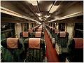 MALAYSIA RAILWAYS 1ST CARRIDGE KUALA LUMPUR SSENTRAL TO BUTTERWORTH MALAYSIA JAN 201 RAIL (7189822468).jpg