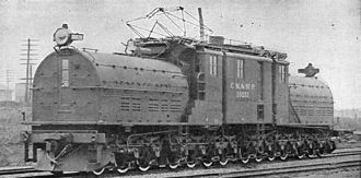 "One of the Milwaukee Road EP-2 ""Bi-polar"" electrics MILW Bi-Polar.jpg"