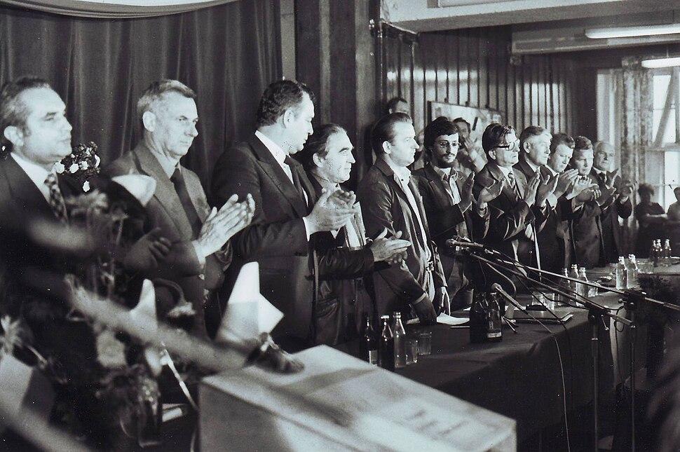 MKS i komisja rzadowa 1980
