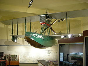 Boeing Model 6 - Model 6 on display at the Museum of History and Industry in Seattle