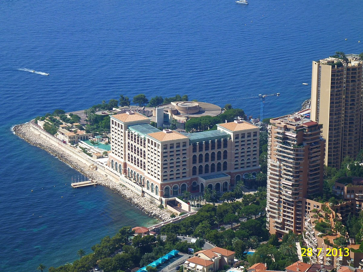 Monte carlo bay hotel resort wikipedia for Hotels monaco