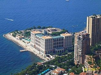 Monte-Carlo Bay Hotel & Resort - Image: MONACO, JULY 2013. panoramio (7)