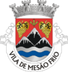 Coat of arms of Mesão Frio