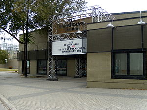 Royal Manitoba Theatre Centre - MTC Warehouse theatre