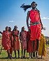 Maasai dancer in Loita Hills, Kenya.jpg