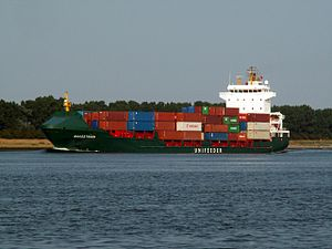 Maasstroom IMO 9302243 leaving Port of Rotterdam 25-Jul-2006.jpg