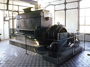 Water Supply Museum - Image: Macedonian Museums 63 Ydreyshs Thessalonikhs 276