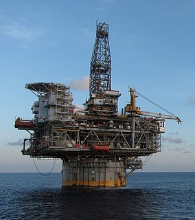 Mad Dog Oil Field