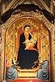 Madonna col bambino in trono di Bernardo Daddia,Orsanmichele,2.JPG