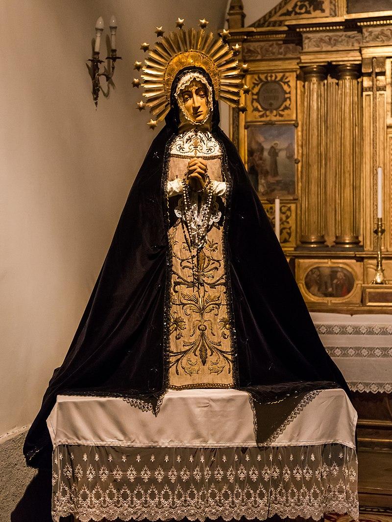 Madrid - Colegiata - Capilla de San Antonio de Padua - 130209 182655.jpg