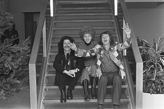 Magna Carta (band) - Magna Carta (Amsterdam, 1972)