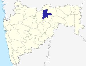 Akola district - Image: Maharashtra Akola