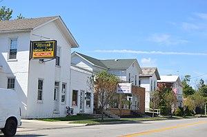 New Lebanon, Ohio - Main Street