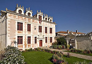 Soubise, Charente-Maritime - Town hall