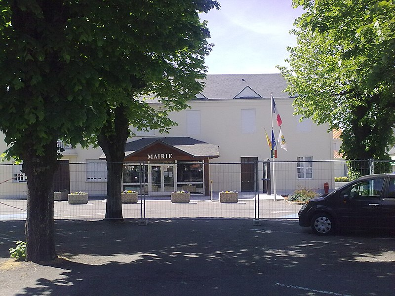 File:Mairie de Soumoulou.jpg