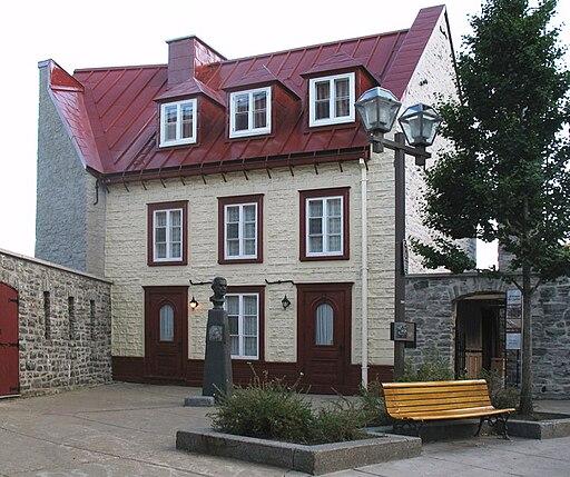 Maison Joseph-Canac-Dit-Marquis-Québec