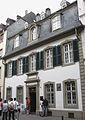 Maison de Karl Marx Trèves 280608.jpg