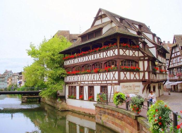 maison des tanneurs monument historique 224 strasbourg myopenweek