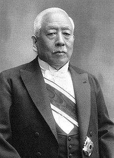 Saitō Makoto Japanese admiral