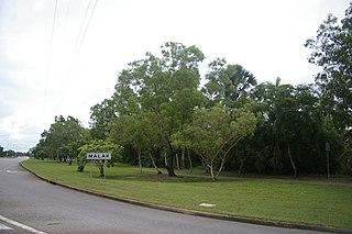 Malak, Northern Territory Suburb of Darwin, the Northern Territory, Australia