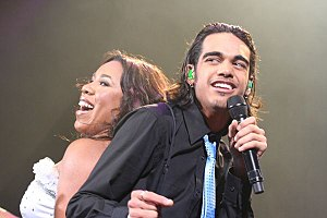 Sanjaya Malakar - After making the top 10, Malakar performed on the American Idol Tour with fellow Idol alums, including Melinda Doolittle.