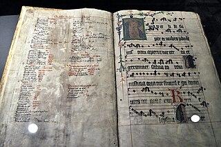 Rorate caeli antiphon sung during Christian liturgy