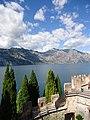 Malcesine (VR), Lago di Garda dal Castello Scaligero (02).jpg