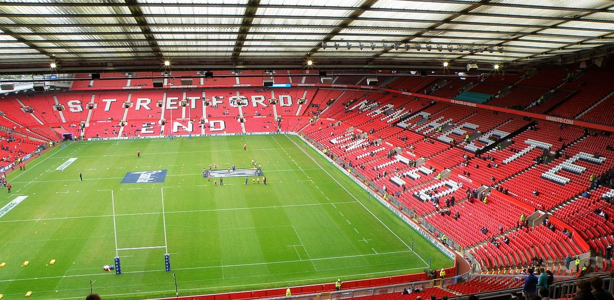 File Manchester United Rugby At Old Trafford Jpg Wikimedia Commons