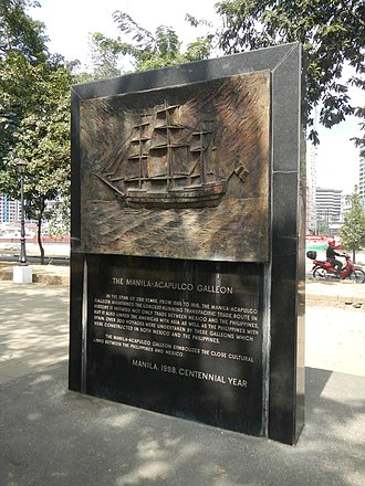 Plaza de Mexico (Manila) - Image: Manilajf 9742 32