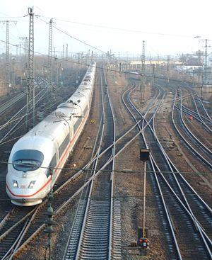 Mannheim–Stuttgart high-speed railway
