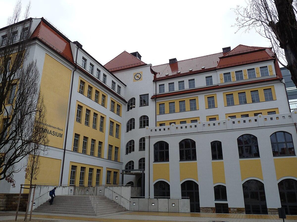 Martin Andersen Nex 246 Gymnasium Dresden Wikipedia