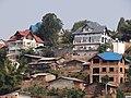 Mansions of the Super-Rich - Outside Bukavu - DR Congo - Viewed from Rwandan Side of Frontier - Cyangugu (Rusizi) - Rwanda (9009444928).jpg