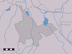 Winde in the municipality of Tynaarlo.