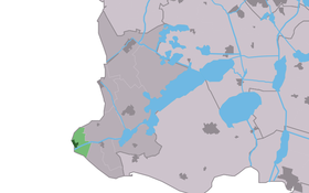 Location of Stavoren