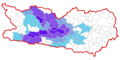 Map at carinthia municipalities (Protestants).png