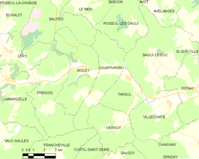 Map commune FR insee code 21208.png
