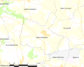 Map commune FR insee code 29244.png