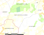 Map commune FR insee code 49270.png