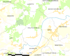 Map commune FR insee code 71234.png