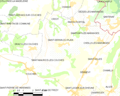 Map commune FR insee code 71480.png