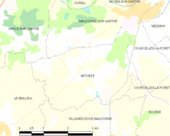 Map commune FR insee code 72009.png