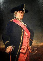1781 - des Limousins à Yorktown